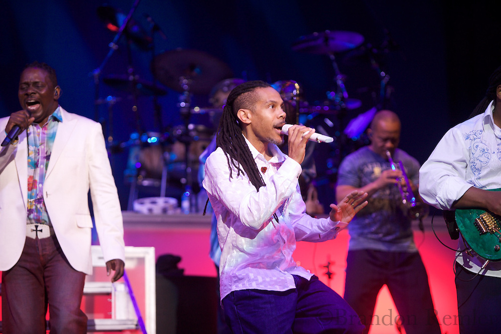 Chicago & Earth Wind & Fire MSG