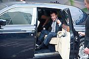 Poju Zabludowicz, Ark- Absolute Return for Kids. Fundraiser at Waterloo Euroster terminal. London. 13 May 2010. -DO NOT ARCHIVE-© Copyright Photograph by Dafydd Jones. 248 Clapham Rd. London SW9 0PZ. Tel 0207 820 0771. www.dafjones.com.