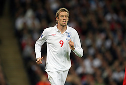 Peter Crouch of England