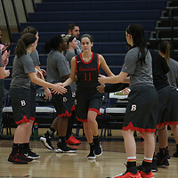 Women's Basketball: Lakeland College Muskies vs. Benedictine University (Illinois) Eagles