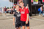 ALKMAAR - 23-07-2016, AZ - Hertha BSC, AZ fandag, AFAS Stadion,
