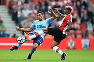 Southampton v Newcastle United - 15 Oct 2017