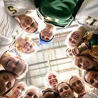 Women's Volleyball home game on November 18 at Centre for Kinesiology, Health and Sport. Credit: /Arthur Images