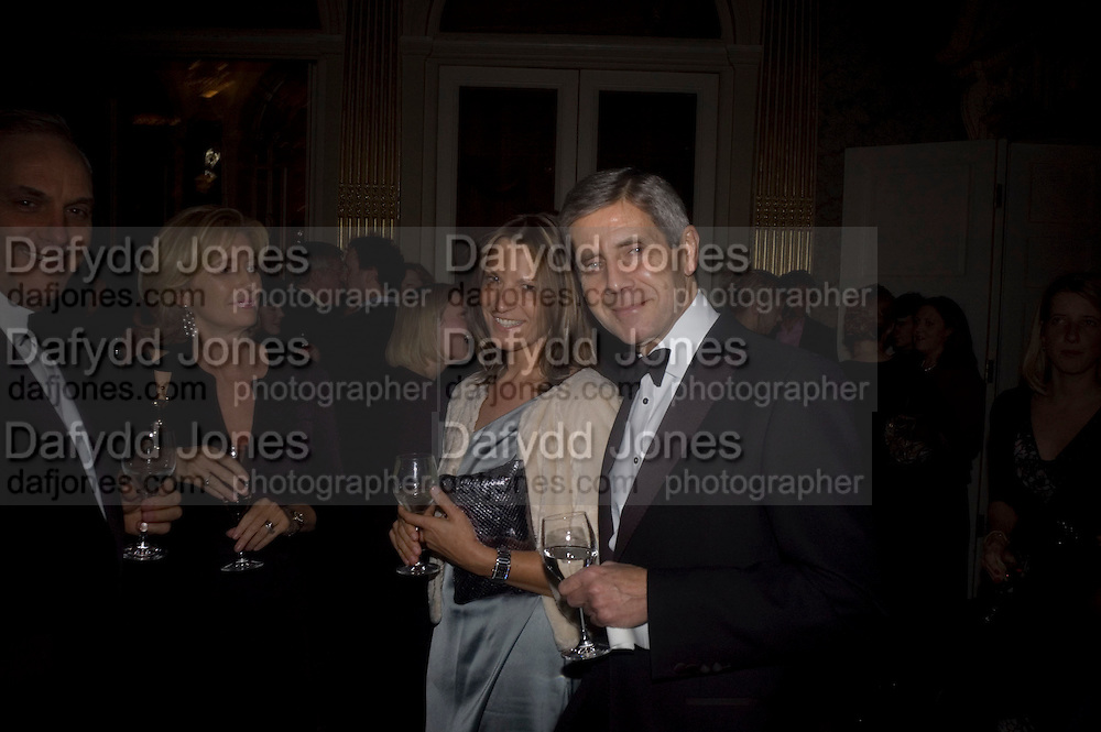 TANIA FOSTER-BROWN AND SIR STUART ROSE, ' Top Tips for Girls' Kate Reardon - book launch party<br />