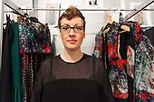 Mercedes-Benz fashion Week: Sara Coleman
