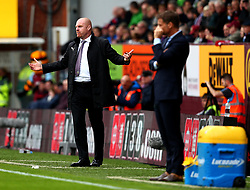 Burnley manager Sean Dyche - Mandatory by-line: Robbie Stephenson/JMP - 10/09/2017 - FOOTBALL - Turf Moor - Burnley, England - Burnley v Crystal Palace - Premier League