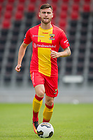 Sam Hendriks during the team presentation of Go Ahead Eagles on July 15, 2016 at the Adelaarshorst Stadium in Deventer, The Netherlands.