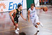 DESCRIZIONE : Cagliari Torneo Internazionale Sardegna a canestro Belgio Italia <br /> GIOCATORE : Giuseppe Poeta <br /> SQUADRA : Nazionale Italia Uomini <br /> EVENTO : Raduno Collegiale Nazionale Maschile <br /> GARA : Belgio Italia Belgium Italy <br /> DATA : 14/08/2008 <br /> CATEGORIA : Palleggio <br /> SPORT : Pallacanestro <br /> AUTORE : Agenzia Ciamillo-Castoria/S.Silvestri <br /> Galleria : Fip Nazionali 2008 <br /> Fotonotizia : Cagliari Torneo Internazionale Sardegna a canestro Belgio Italia <br /> Predefinita :