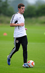 Bristol City's Lewis Hall - Photo mandatory by-line: Dougie Allward/JMP - Tel: Mobile: 07966 386802 28/06/2013 - SPORT - FOOTBALL - Bristol -  Bristol City - Pre Season Training - Npower League One