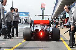 07.05.2010, Circuit de Catalunya, Barcelona, ESP, Formula One Championship, GP of Spain, im Bild .Lewis Hamilton (GBR), McLaren F1 Team.EXPA Pictures © 2010, PhotoCredit: EXPA/ InsideFoto/ Hasan Bratic / SPORTIDA PHOTO AGENCY