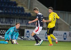 Falkirk 0 v 0  Livingston, Scottish Championship game played 21/10/2014 at The Falkirk Stadium.