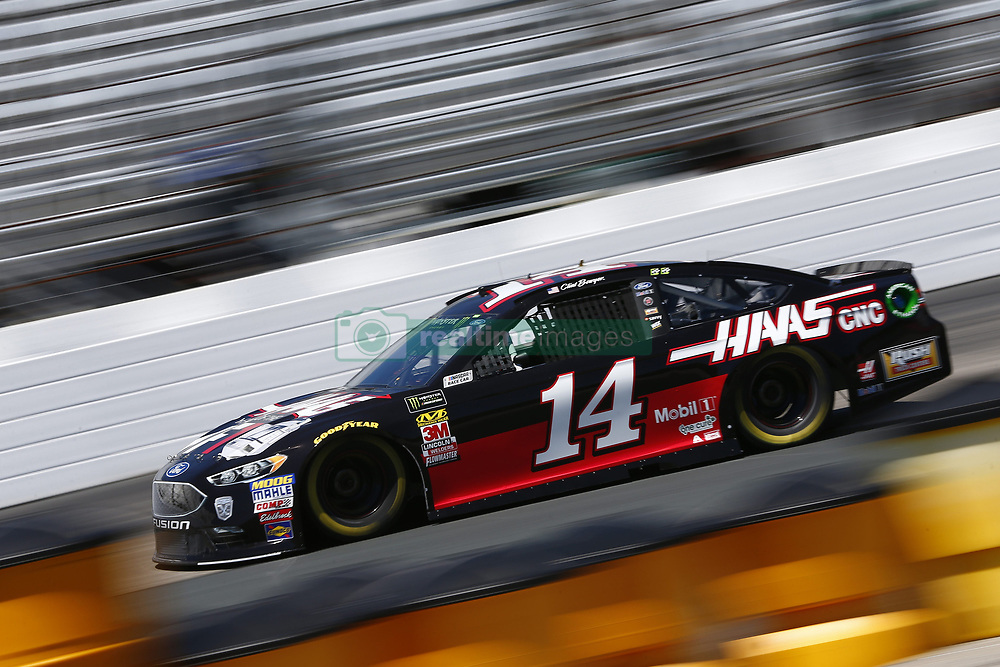 July 20, 2018 - Loudon, New Hampshire, United States of America - Clint Bowyer (14) takes to the track to practice for the Foxwoods Resort Casino 301 at New Hampshire Motor Speedway in Loudon, New Hampshire. (Credit Image: © Justin R. Noe Asp Inc/ASP via ZUMA Wire)