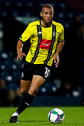 Aaron Martin of Harrogate Town - Mandatory by-line: Robbie Stephenson/JMP - 16/09/2020 - FOOTBALL - The Hawthorns - West Bromwich, England - West Bromwich Albion v Harrogate Town - Carabao Cup