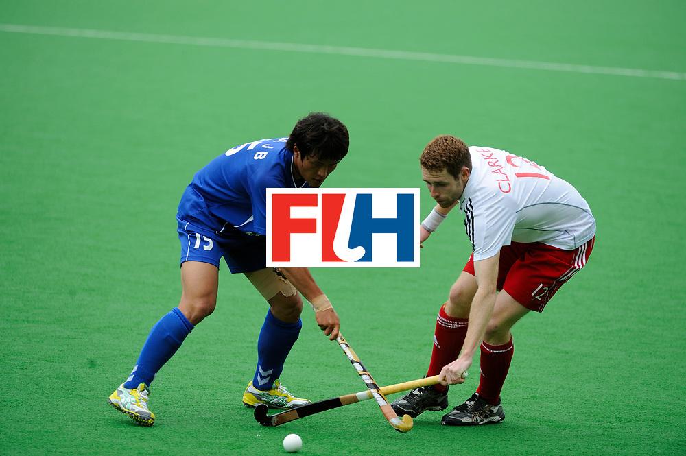 2009 CT Men- England v.Korea