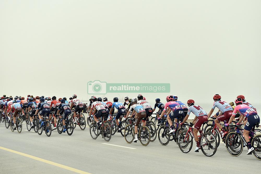 March 1, 2019 - Dubai, Emirati Arabi Uniti, Emirati Arabi Uniti - Foto LaPresse - Fabio Ferrari.01 Marzo 2019 Dubai (Emirati Arabi Uniti).Sport Ciclismo.UAE Tour 2019 - Tappa 6 - da Ajman a Jebel Jais -.180 km.Nella foto: durante la tappa...Photo LaPresse - Fabio Ferrari.March 01, 2019 Dubai (United Arab Emirates) .Sport Cycling.UAE Tour 2019 - Stage 6 - From Ajman To Jebel Jais  -.112 miles..In the pic: during the race. (Credit Image: © Fabio Ferrari/Lapresse via ZUMA Press)