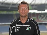 German Soccer Bundesliga 2015/16 - Photocall of Hannover 96 on 13 July 2015 in Hanover, Germany: Christoph Dabrowski