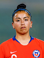 International Women's Friendly Matchs 2019 / <br /> Italy vs Chile 2-1 ( Carlo Castellani Stadium - Empoli,Italy ) - <br /> Claudia Soto of Chile