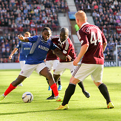 Hearts v Cowdenbeath | Scottish Championship | 20 September 2014