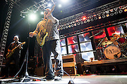 The Pixies perform on the opening night of the Beale Street Music Festival in Memphis, Tennessee.