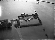Floods - Shannon Flooding - Aerial Views <br /> 05/01/1957