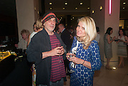 RON ARAD; JANET LEE, Tate Summer party. Tate Britian, Millbank. London. 28 May 2012