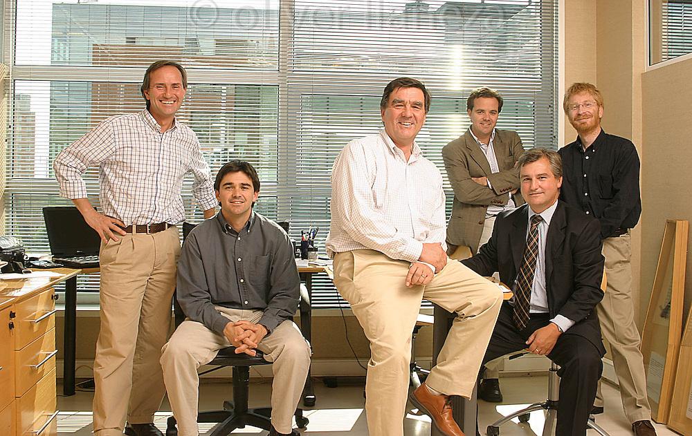 FOT&Oacute;GRAFO: Oliver Llaneza ///<br /> <br /> Grupo de gerentes de Agr&iacute;cola San Clemente