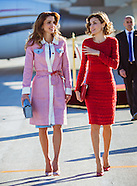 Queen Rania & Queen Letizia, Spain