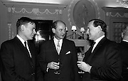 17/11/1964<br /> 11/17/1964<br /> 17 November 1964<br /> <br /> Dr. Y.R. Fryers Managing Director, Mr Jack Lynch Minister for Industry and Commerce and Mr T McLaughlin
