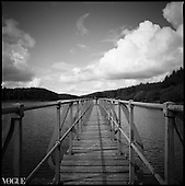 Kennick Reservoir, Devon 2010