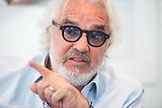 May 24-27, 2017: Monaco Grand Prix. Flavio Briatore
