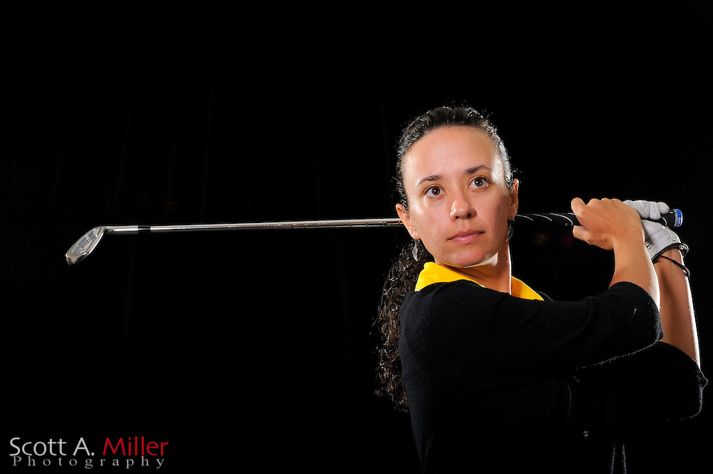Mo Martin during a portrait shoot prior to the LPGA Futures Tour's Daytona Beach Invitational at LPGA International's Championship Courser on March 31, 2011 in Daytona Beach, Florida... ©2011 Scott A. Miller