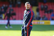 Ryan Giggs before the Barclays Premier League match between Watford and Manchester United at Vicarage Road, Watford, England on 21 November 2015. Photo by Phil Duncan.