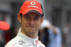 23.09.2011, Marina-Bay-Street-Circuit, Singapur, SIN, F1, Grosser Preis von Singapur, Singapur, im Bild Jenson Button (GBR),  McLaren F1 Team  .for Austria & Germany Media usage only!// during the Formula One Championships 2011 Large price of Singapore held at the Marina-Bay-Street-Circuit Singapur, 2011-09-24  EXPA Pictures © 2011, PhotoCredit: EXPA/ nph/  Dieter Mathis        ****** only for AUT, POL & SLO ******