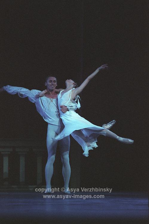 Evgenia Obraztsova as Juliet, Mariinsky Theatre