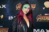 premiere Avengers Infinity War