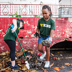 Garden Streen Neighborhood CleanUp and Block Party