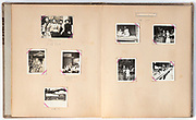 Japan 1950s family photo album