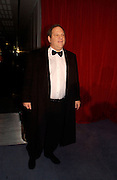 Harvey Weinstein, Cold Mountain premiere after-party. Royal Opera House, 14 December 2003. © Copyright Photograph by Dafydd Jones 66 Stockwell Park Rd. London SW9 0DA Tel 020 7733 0108 www.dafjones.com