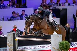 Van Der Straten Cindy, BEL, Tailormade Diarca PS<br /> JIM Maastricht 2019<br /> Van Mossel Prix<br /> © Dirk Caremans<br />  09/11/2019