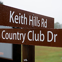 Keith Hills Long Drive Contest