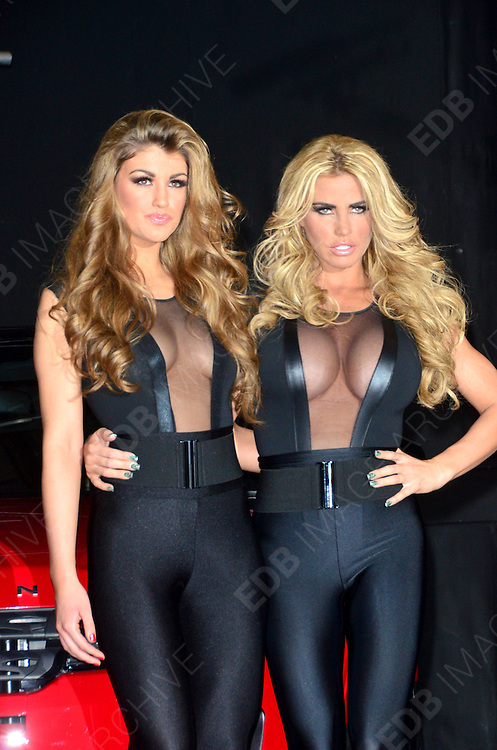 19.JANUARY.2012. LONDON<br /> <br /> KATIE PRICE WITH &quot;SIGNED BY KATIE PRICE&quot; WINNER AMY WILLERTON<br /> <br /> BYLINE: EDBIMAGEARCHIVE.COM<br /> <br /> *THIS IMAGE IS STRICTLY FOR UK NEWSPAPERS AND MAGAZINES ONLY*<br /> *FOR WORLD WIDE SALES AND WEB USE PLEASE CONTACT EDBIMAGEARCHIVE - 0208 954 5968*