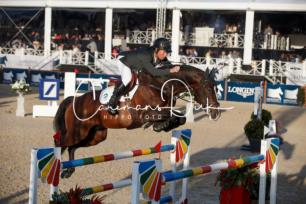 Bengtsson Rolf Goran, (SWE), Casall Ask <br /> Global Champions Tour Antwerp 2016<br /> © Hippo Foto - Dirk Caremans<br /> 23/04/16