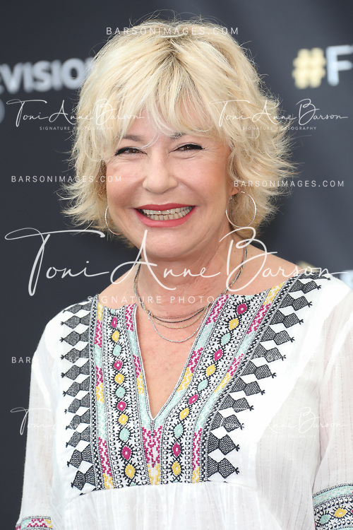 "MONTE-CARLO, MONACO - JUNE 17:  Marie Vincent attends photocall for ""En Famille"" on June 17, 2017 at the Grimaldi Forum in Monte-Carlo, Monaco.  (Photo by Tony Barson/FilmMagic)"