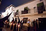 Procession of Cristo de la Amargura in Granada