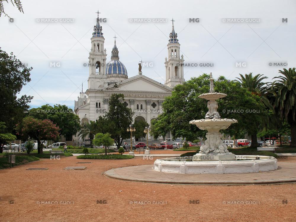 CATEDRAL DE PARANÀ (Monumento Historico Nacional), ENTRE RIOS, ARGENTINA
