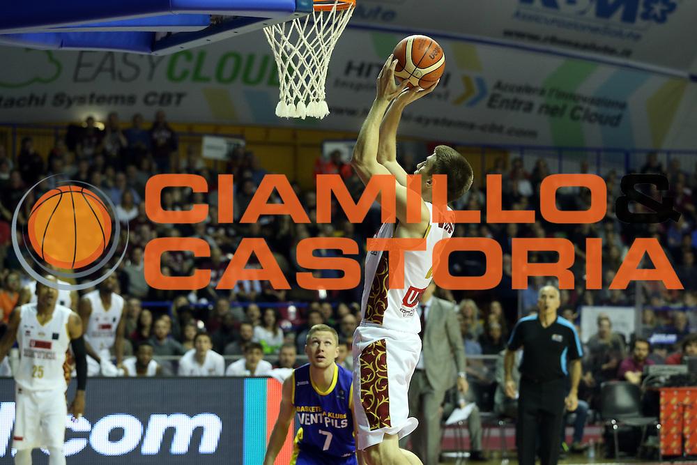 Viggiano Jeff<br /> Umana Reyer Venzia vs BK Venspils<br /> Basketball Champions League 2016/2017<br /> Venezia, 22/02/2017<br /> Foto Ciamillo-Castoria/A. Gilardi