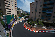 May 21, 2014: Monaco Grand Prix: Monaco track detail
