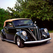 1937 Lincoln Zephyr Custom