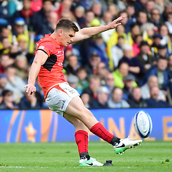 Owen Farrell of Saracens during the European Champions Cup Final match between Clermont Auvergne and Saracens at Murrayfield Stadium on May 13, 2017 in Edinburgh, Scotland. (Photo by Dave Winter/Icon Sport)