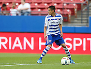 March 6, 2016: OKC Energy FC plays the FC Dallas reserves from MLS in a preseason game at Toyota Stadium in Frisco, Texas.